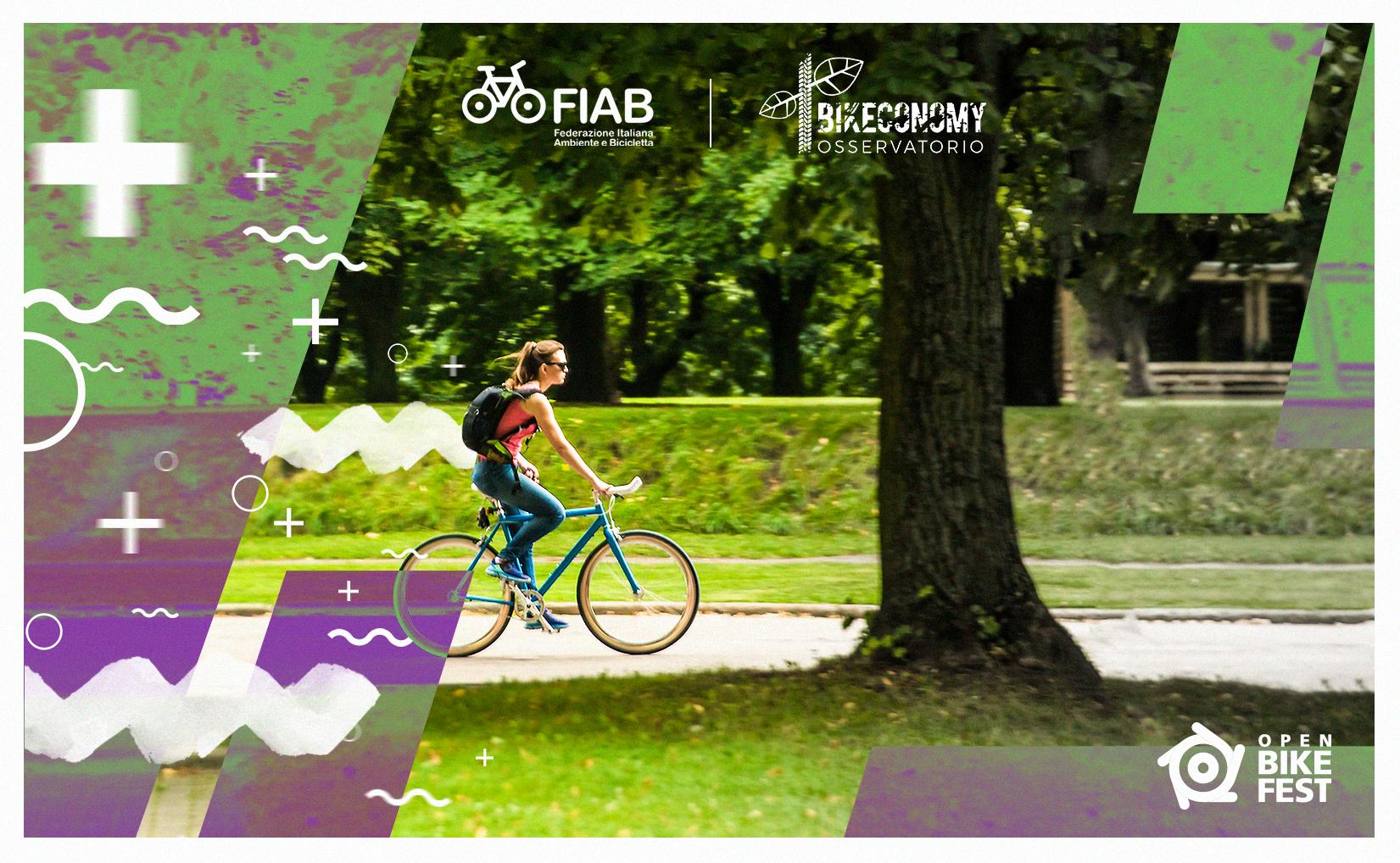Anche FIAB e Osservatorio Bike Economy puntano su Open Bike Fest