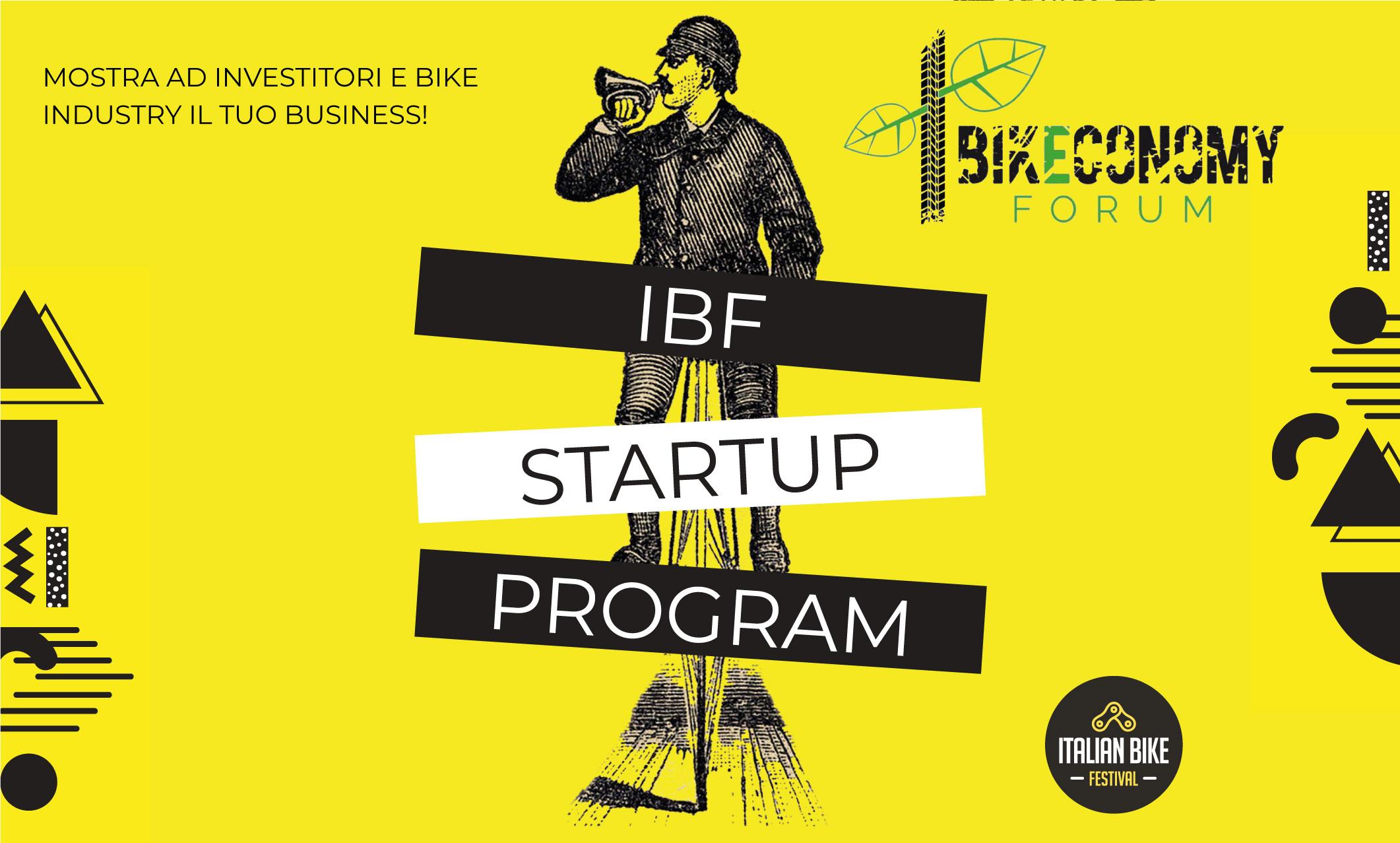 IBF STARTUP PROGRAM